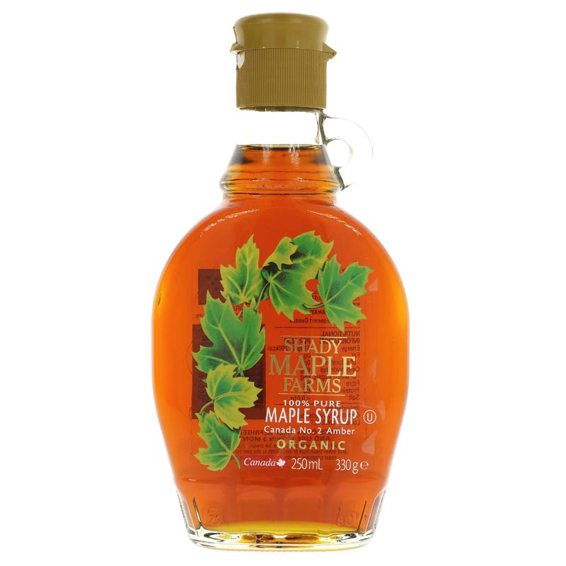 Shady Maple Farms Maple Syrup - Organic (250ml)