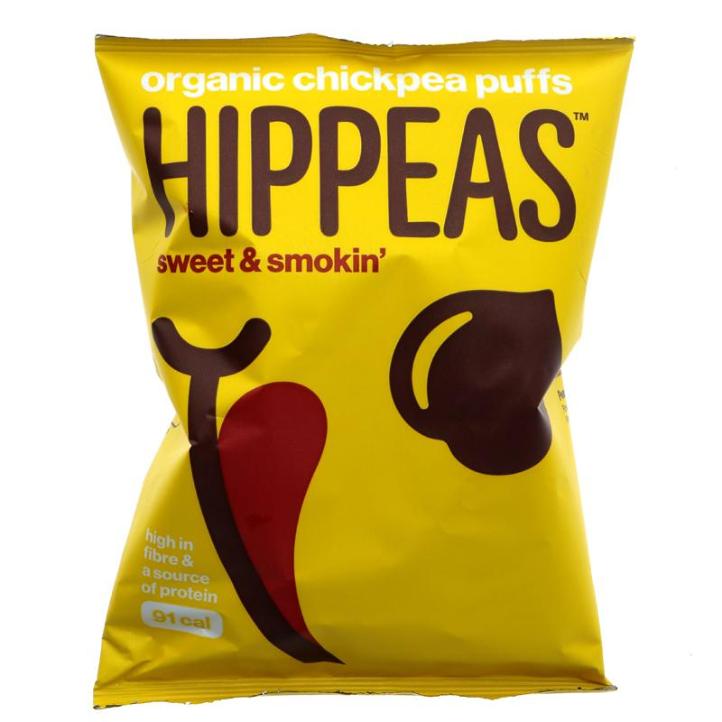 Hippeas Sweet & Smokin' Chickpea Puffs (22g)