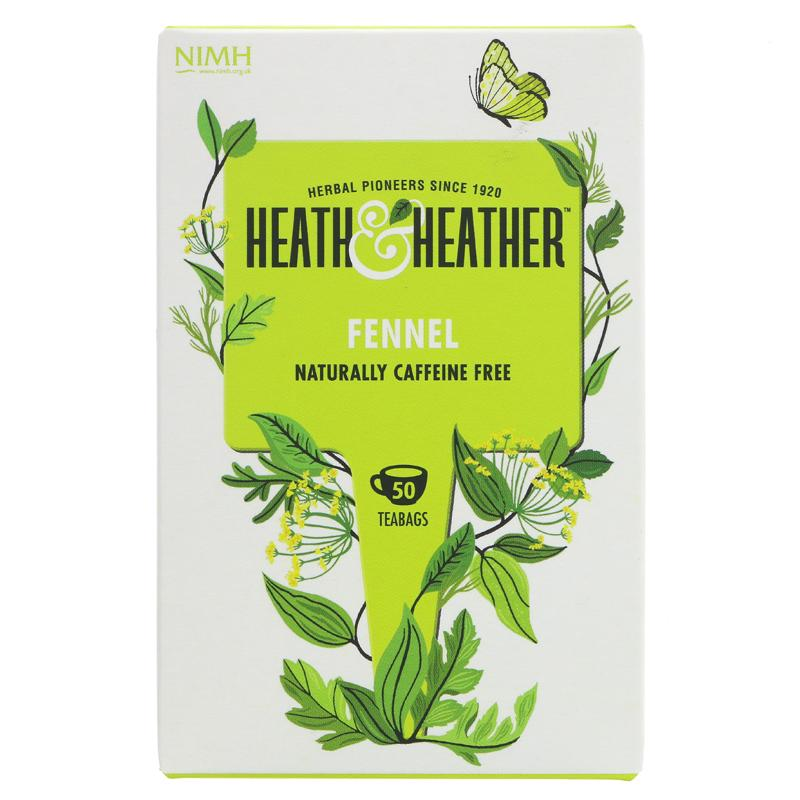 Heath And Heather Fennel (50 bags)