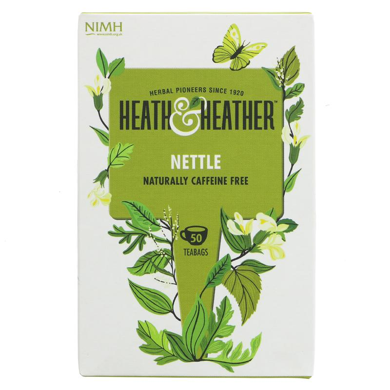 Heath And Heather Nettle (50 bags)