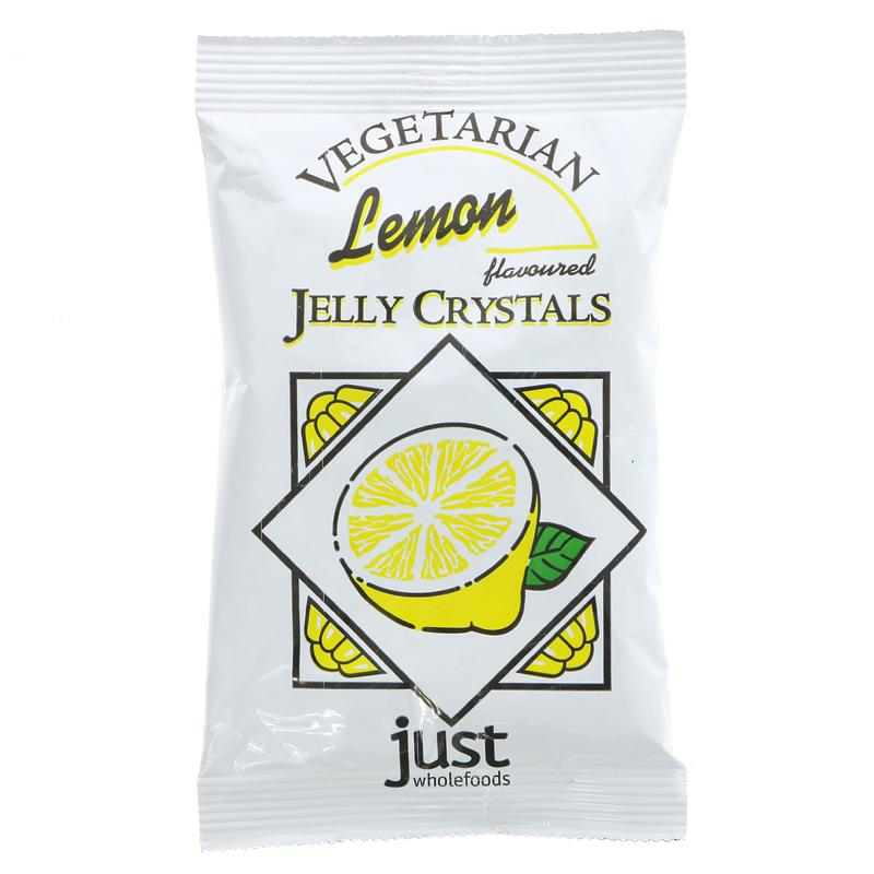 Just Wholefoods Jelly Crystals (85g)