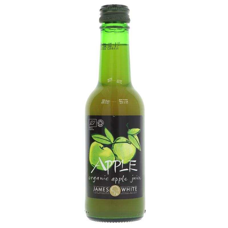 James White Apple Juice - Organic (250ml)