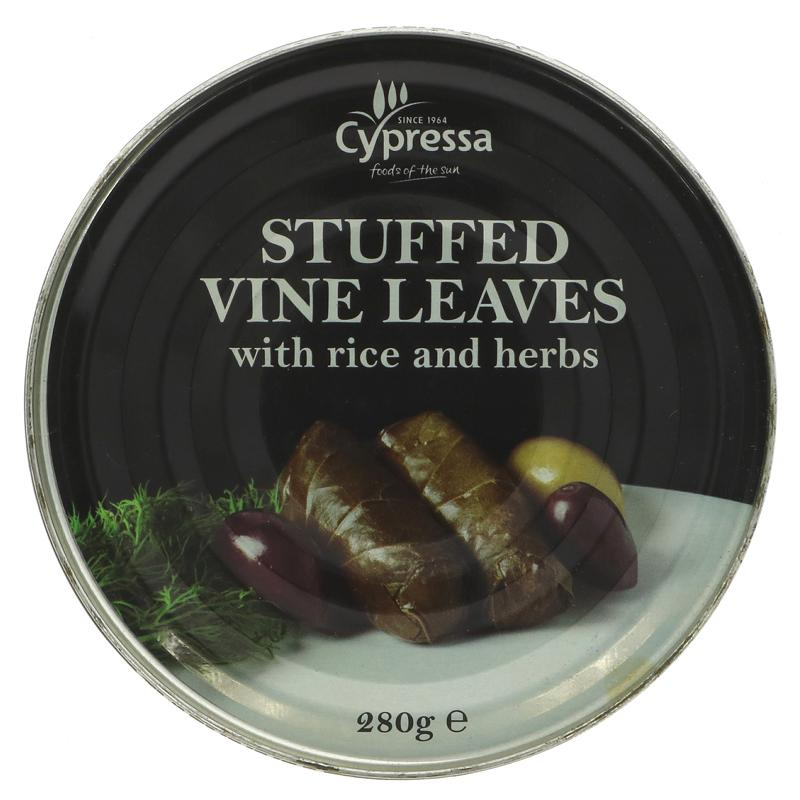 Cypressa Stuffed Vineleaves (280g)