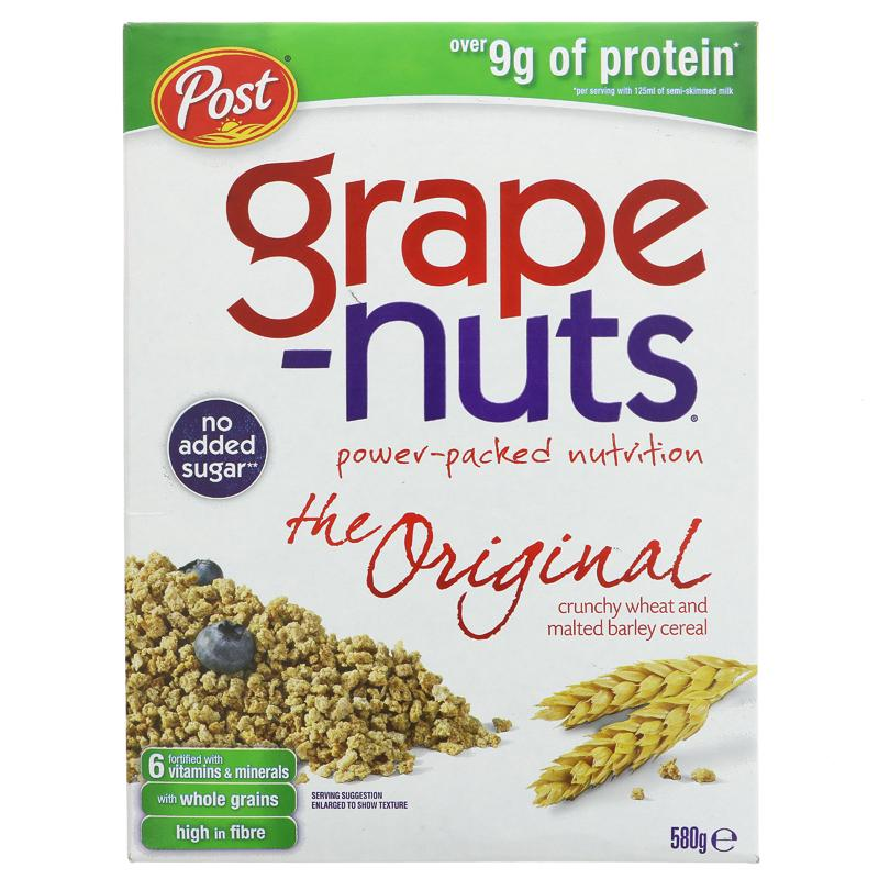 Post Grapenuts (580g)