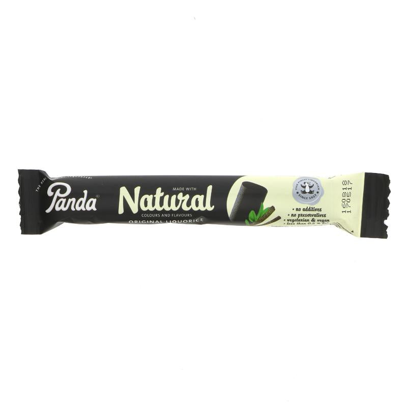 Panda All Natural Liquorice Bar (32g)