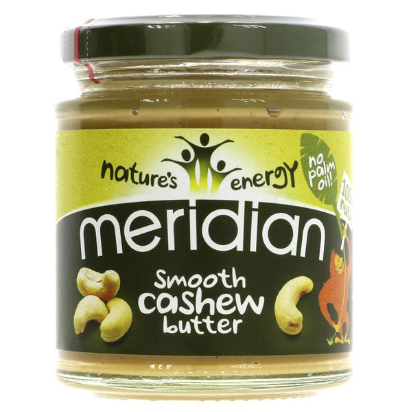Meridian Cashew Butter Smooth (170g)