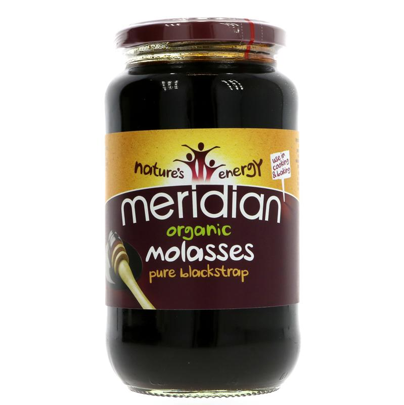 Meridian Organic Blackstrap Molasses (740g)