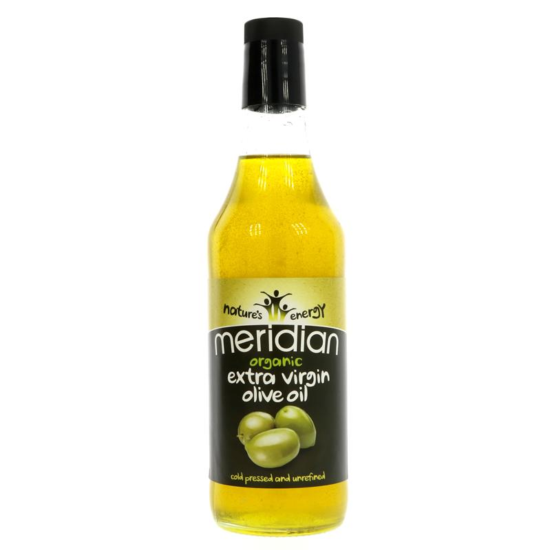 Meridian Olive Oil - Extra Virgin, Organic (500ml)