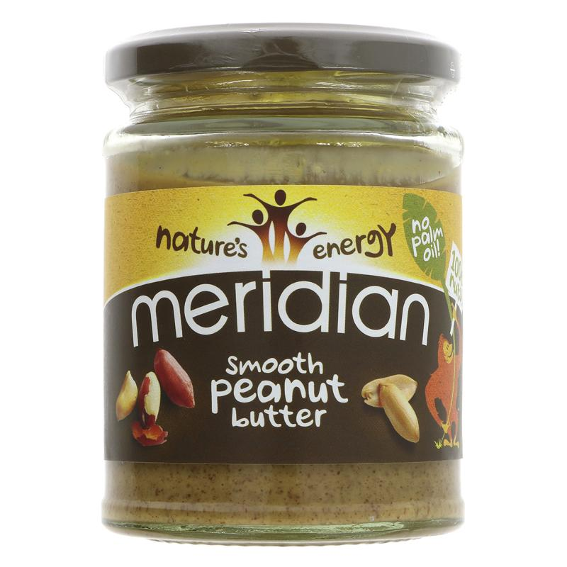 Meridian Peanut Butter Smooth (280g)