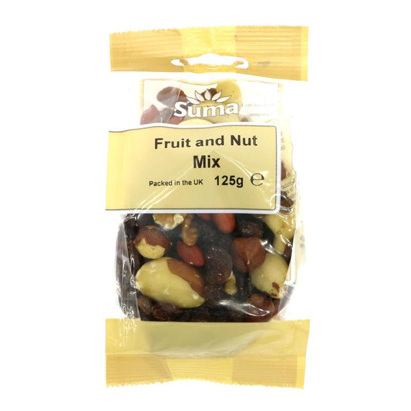 Suma Fruit & Nut Mix (125g)
