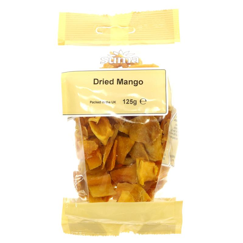Suma Mango Slices (125g)