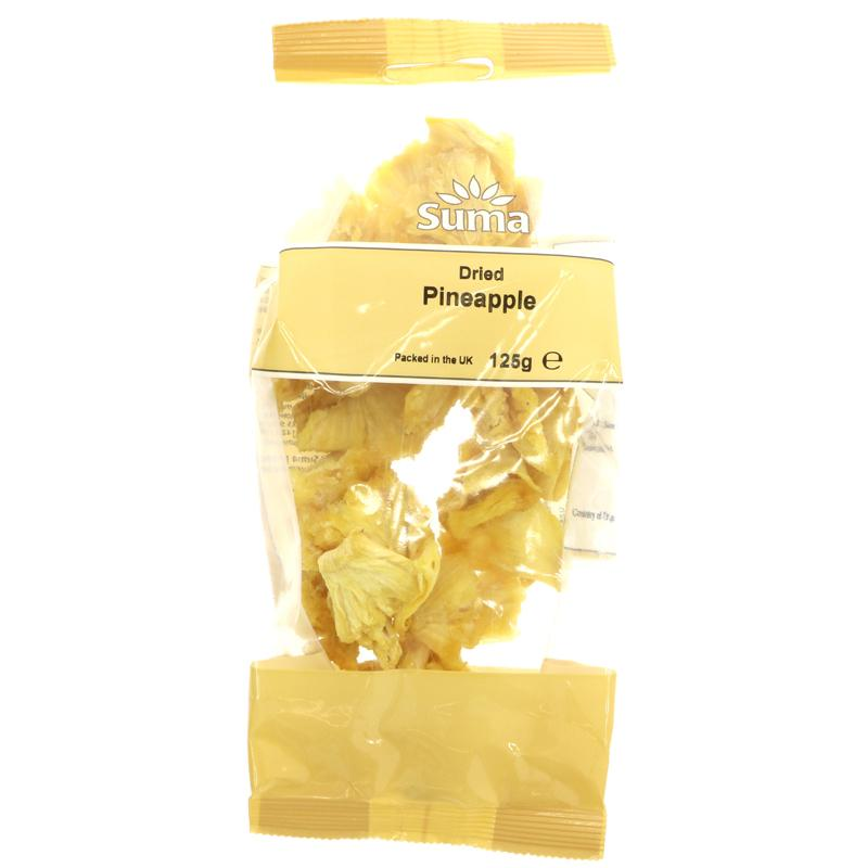 Suma Dried Pineapple (125g)