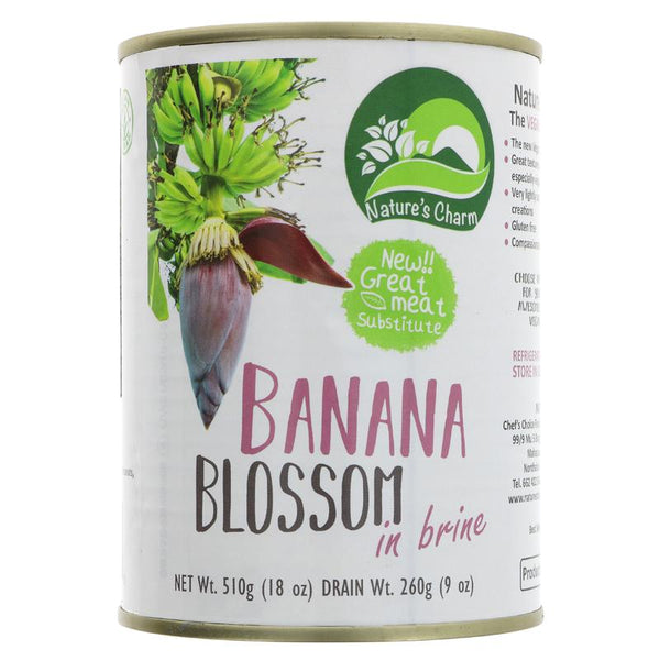 Nature's Charm Banana Blossom In Brine (510g)