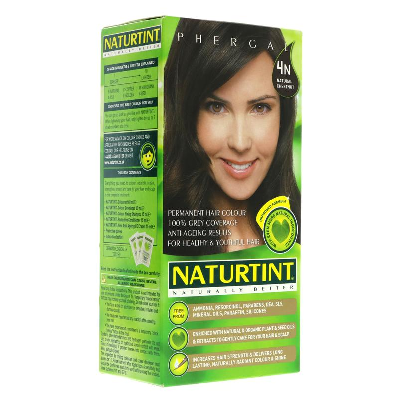 Naturtint 4N Natural Chestnut (155ml)