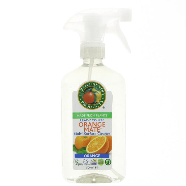 Earth Friendly Surface Cleaner Orange Mate (500ml)