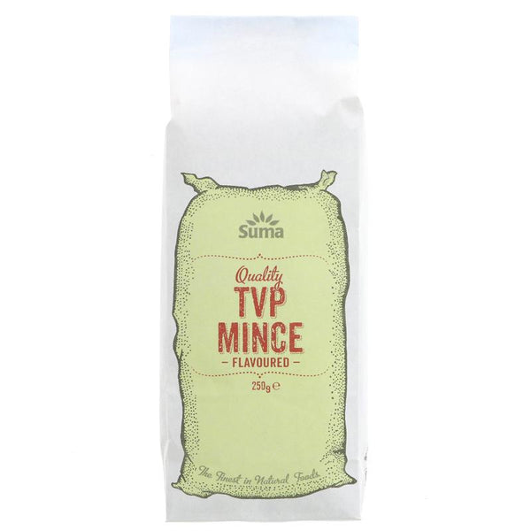 Suma TVP Flavoured Coloured Mince (250g)
