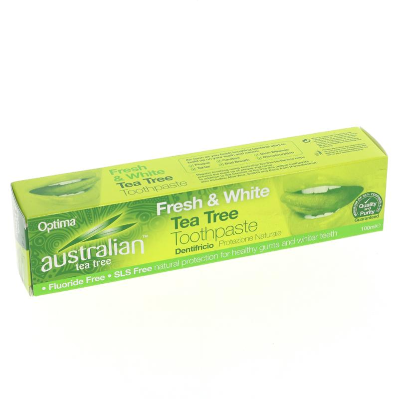 Australian Tea Tree Tea Tree Toothpaste (100ml)