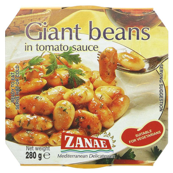 Zanae Butter Bean Salad (280g)