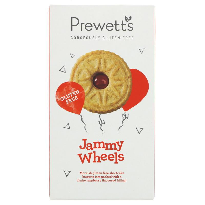 Prewetts Jammy Wheels (160g)