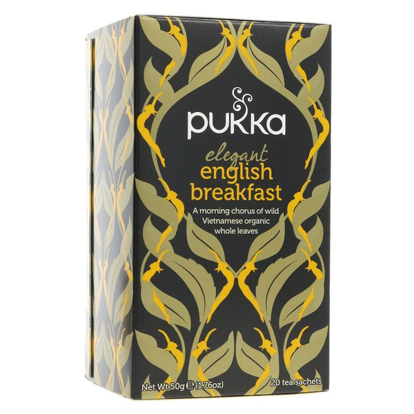 Pukka Elegant English Breakfast (20 bags)