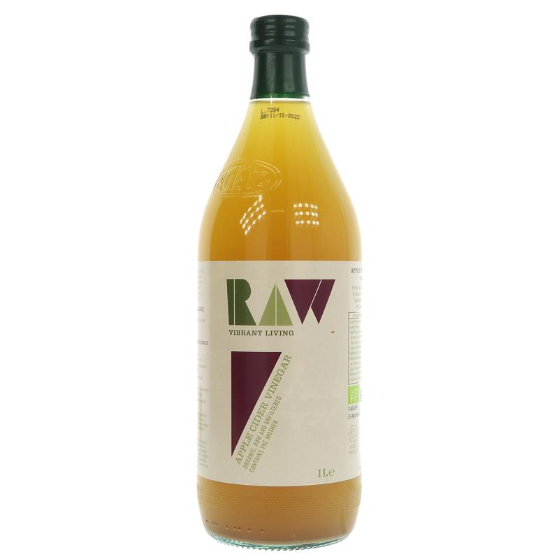 Raw Health Apple Cider Vinegar (1ltr)
