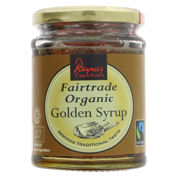 Rayners Fairtrade Organic Golden Syrup (340g)