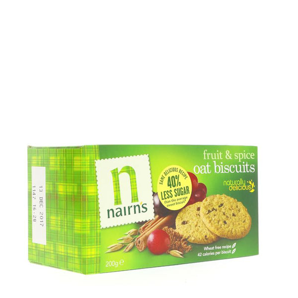 Nairn's Fruit and Spice (200g)