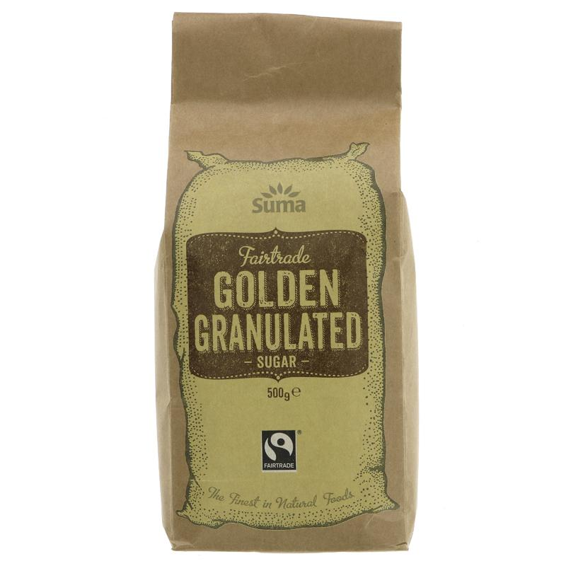 Suma Golden Granulated Sugar (500g)
