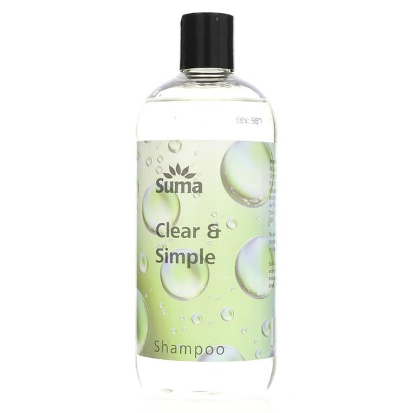 Suma Clear & Simple Shampoo (500ml)