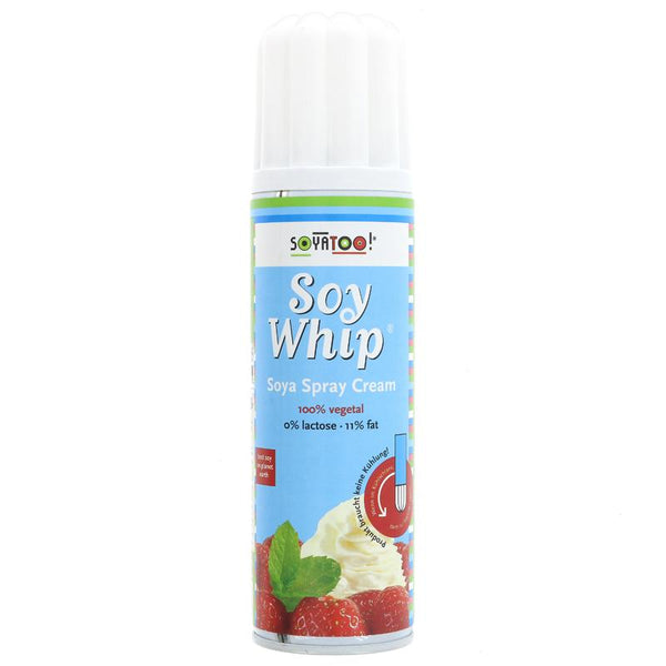 Vegan Whipped Spray Cream