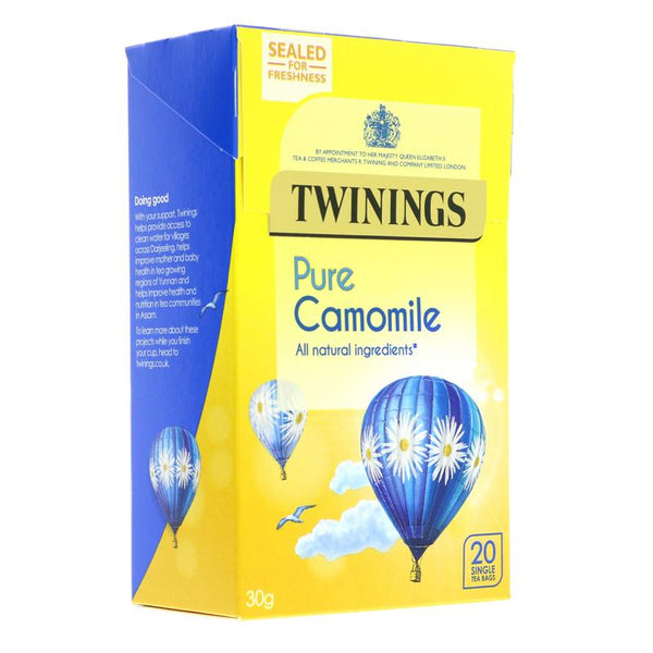 Twinings Camomile - (20 bags)