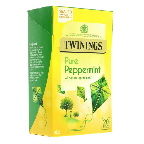 Twinings Peppermint (20 bags)