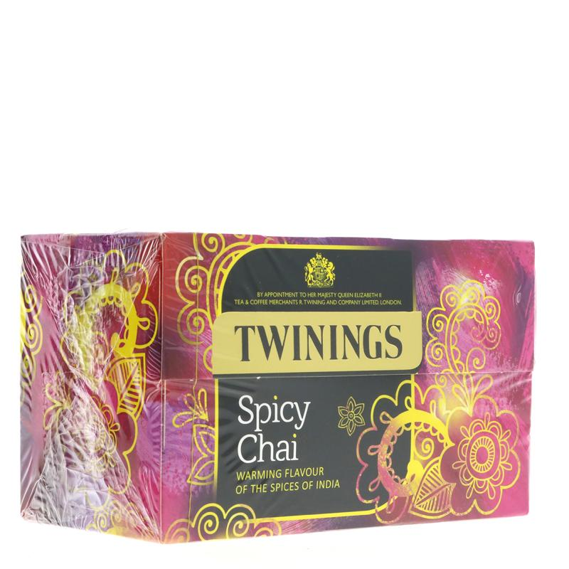 Twinings Spicy Chai (20 bags)