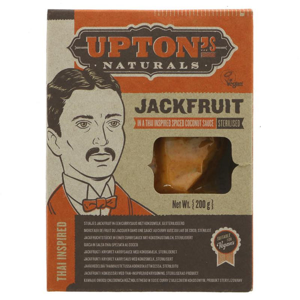 Upton's Naturals Jackfruit - Thai Curry (200g)