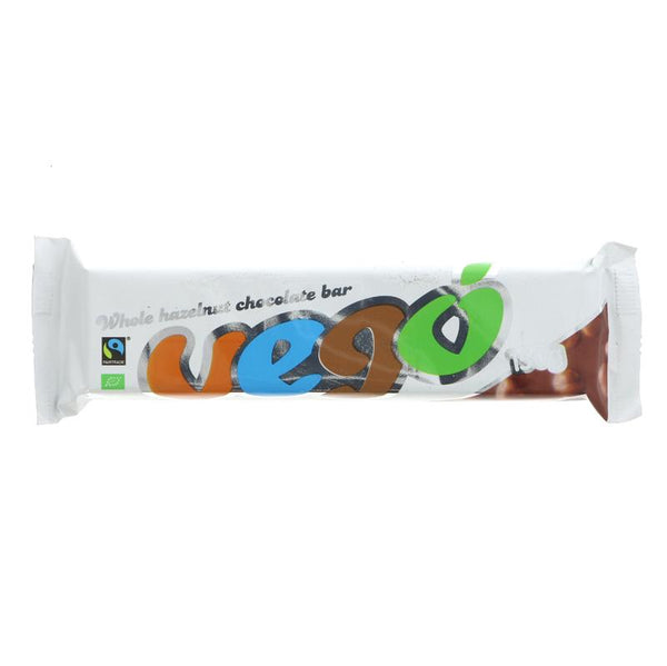 Vego Whole Hazelnut Chocolate Bar (150g)