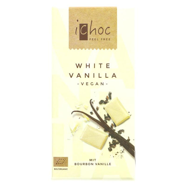 Vegan White iChoc Chocolate