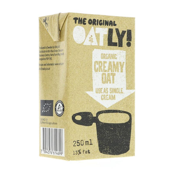 Oatly Cream - Dairy Free (250ml)