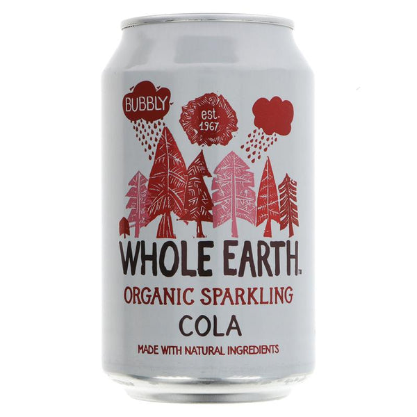 Whole Earth Cola - organic (330ml)