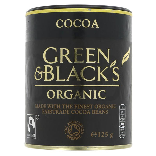 Green & Blacks Cocoa Powder - organic (125g)