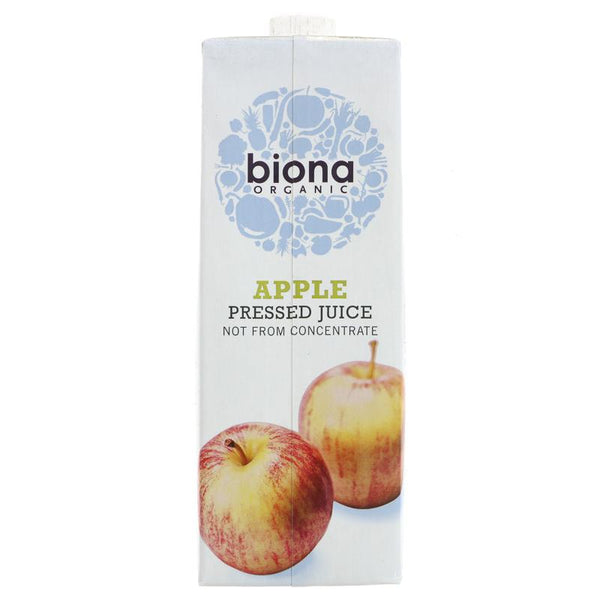Biona Apple Juice - Organic (1L)