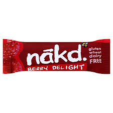 Nakd Berry Delight Gluten Free Bar (35g)