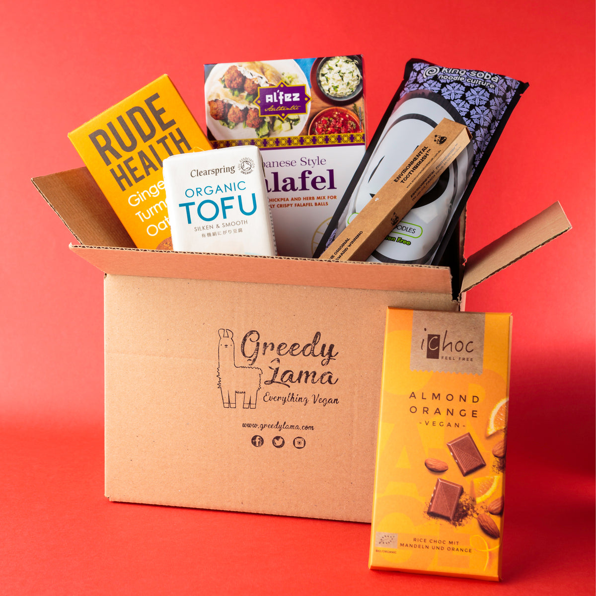 Greedy Lama Subscription Box