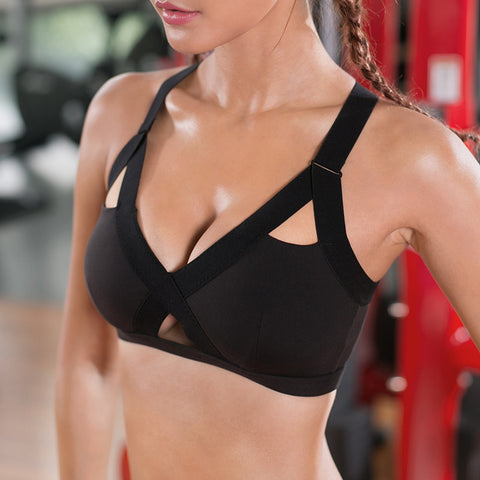 Sexy Triangle Sports Bra