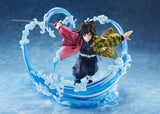 Scale Figure 1/8 - Aniplex Demon Slayer : Kimetsu no Yaiba - Giyu Tomioka front pose