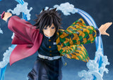 Scale Figure 1/8 - Aniplex Demon Slayer : Kimetsu no Yaiba - Giyu Tomioka front close up pose