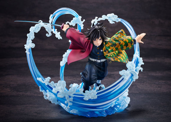 Scale Figure 1/8 - Aniplex Demon Slayer : Kimetsu no Yaiba - Giyu Tomioka main pose