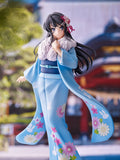 Scale Figure 1/7 - ANIPLEX - Rascal Does Not Dream of Bunny Girl Senpai - MAI SAKURAJIMA Kimono ver. front pose