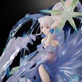 Scale Figure 1/7 - Muse Japan - Emilia Crystal Dress ver. Front face pose