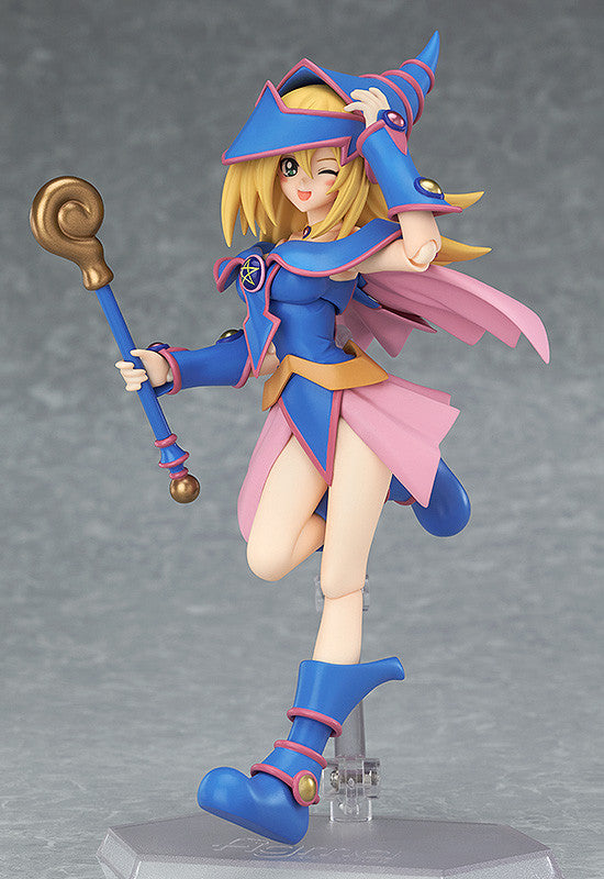Figma 313 Yu-Gi-Oh! - Dark Magician Girl front left pose