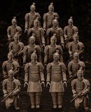 Figma SP-131 The Table Museum -Annex- - Terracotta Army multiple pose